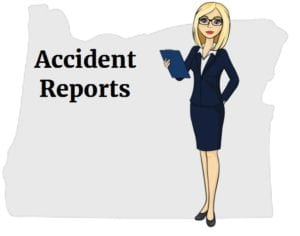 Oregon accident reports