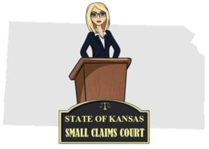 Kansas small claims court