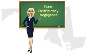 Maryland contributory negligence
