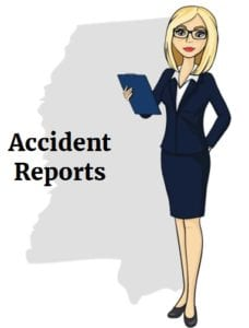 Mississippi car accident reports