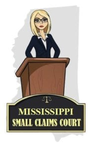 Mississippi small claims court
