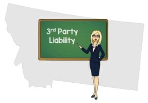 Montana 3rd party liability