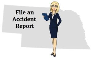 Nebraska accident file report