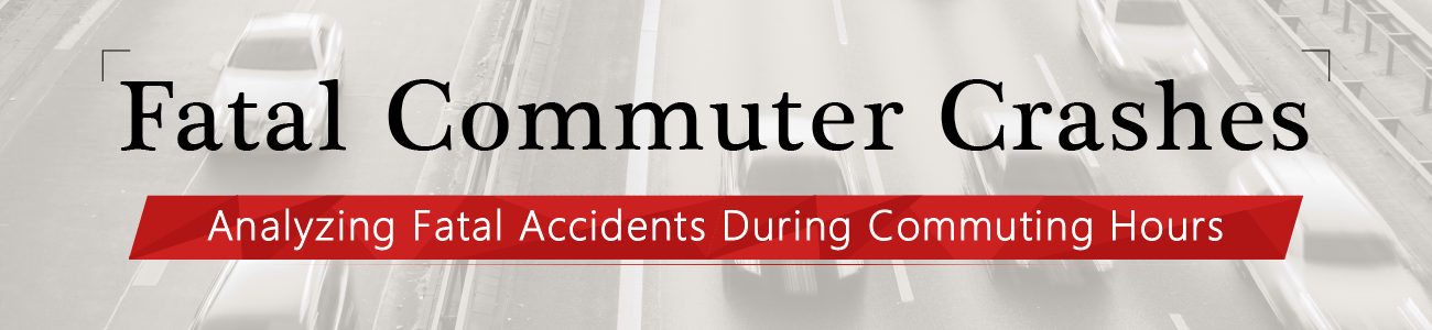 Fatal Commuter Crashes
