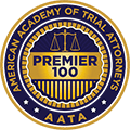 American Academy of Trial Attorneys logo