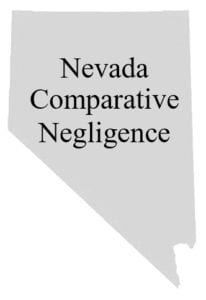 Nevada Comparative Negligence