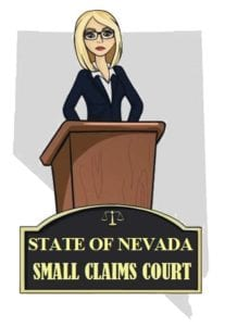 Nevada small claims court