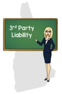 New Hampshire 3rd party liability
