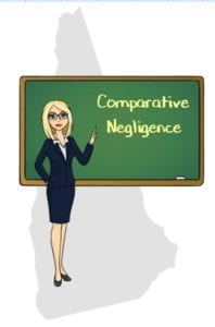 New Hampshire comparative negligence