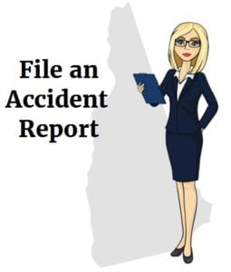 New Hampshire accident file report