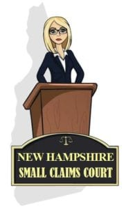New Hampshire small claims court