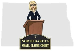 North Dakota small claims court