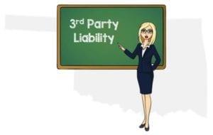 Oklahoma 3rd party liability