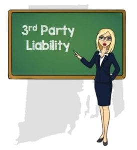 Rhode Island 3rd party liability