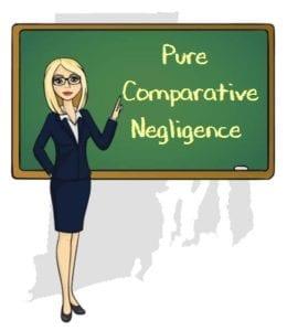 Rhode Island comparative negligence