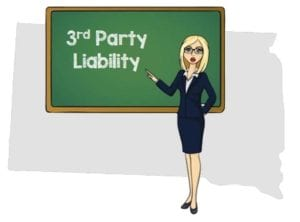 South Dakota 3rd party liability