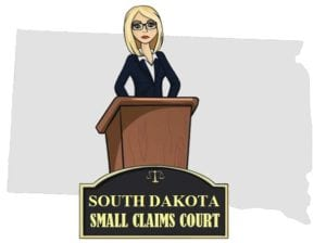South Dakota small claims court