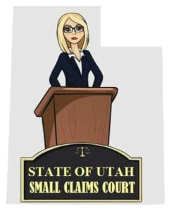 Utah small claims court