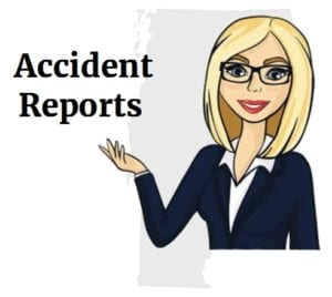 Vermont accident drivers report