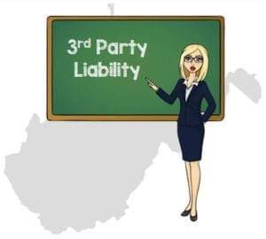 West Virginia 3rd party liability