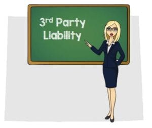 Wyoming 3rd party liability