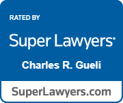 Charles Gueli SuperLawyers Badge