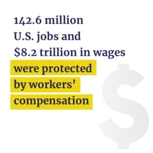 Jobs and wages protected by workers comp