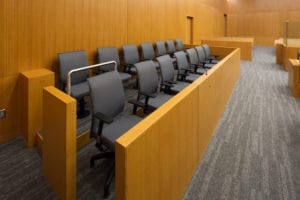 court room chairs