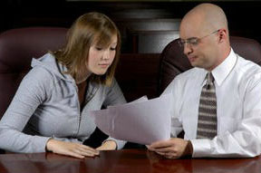 personal injury settlements review with lawyer